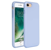 ShieldCase® Silicone case iPhone SE 2020 (paars)