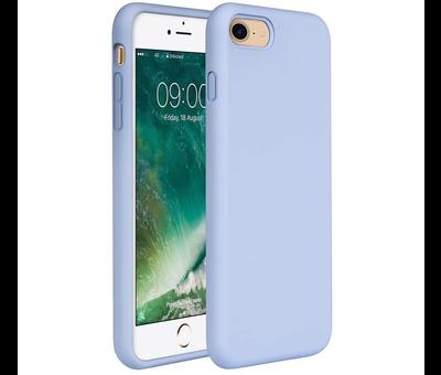 ShieldCase® Shieldcase Silicone case iPhone SE 2020 (paars)