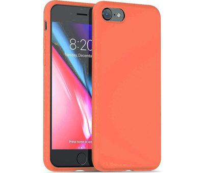 ShieldCase® Shieldcase Silicone case iPhone SE 2020 (oranje)