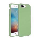 ShieldCase® Silicone case iPhone 8 Plus / 7 Plus (lichtgroen)