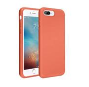 ShieldCase® Silicone case iPhone 8 Plus / 7 Plus (oranje)