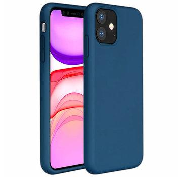 ShieldCase® Silicone case iPhone 11 (blauw)