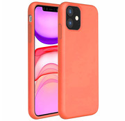 ShieldCase® Silicone case iPhone 11 (oranje)