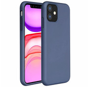 ShieldCase® Silicone case iPhone 11 (lavendel grijs)