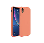 ShieldCase® Silicone case iPhone Xr (oranje)