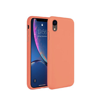 ShieldCase® Silicone case iPhone Xr (oranje)