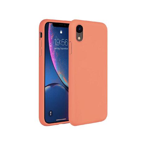 ShieldCase® ShieldCase Silicone case iPhone Xr (oranje)