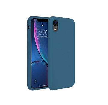 ShieldCase® Silicone case iPhone Xr (blauw)