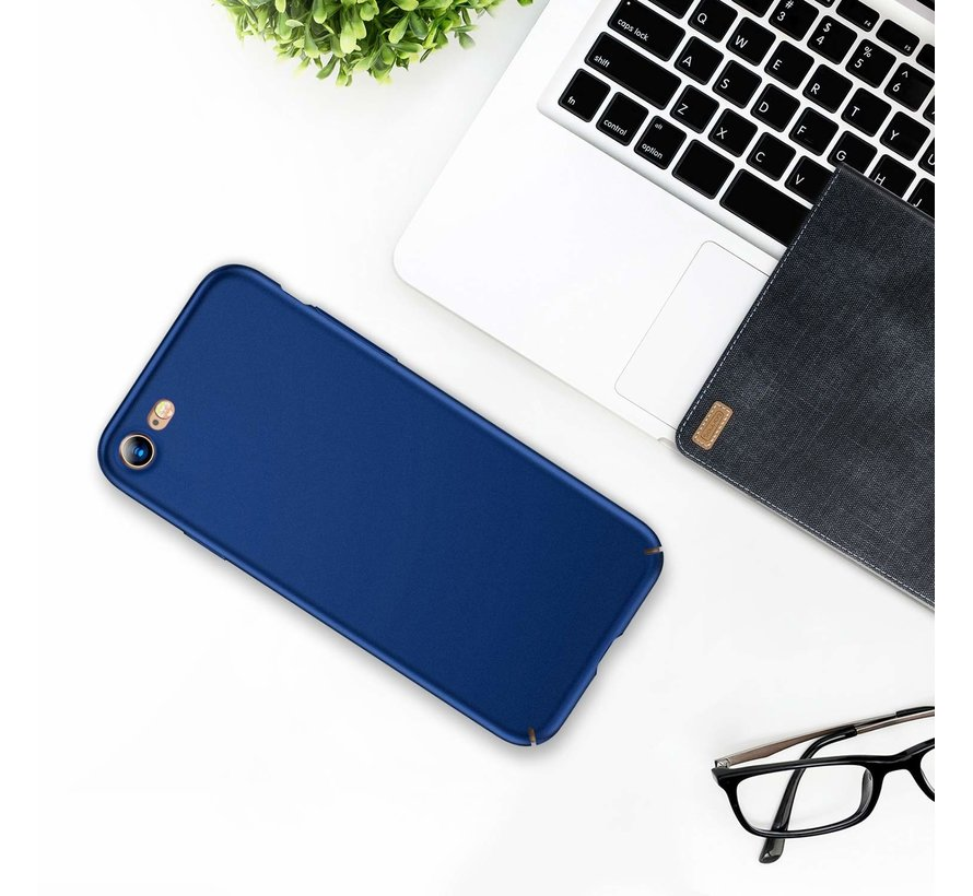 ShieldCase iPhone SE 2020 ultra thin case (blauw)
