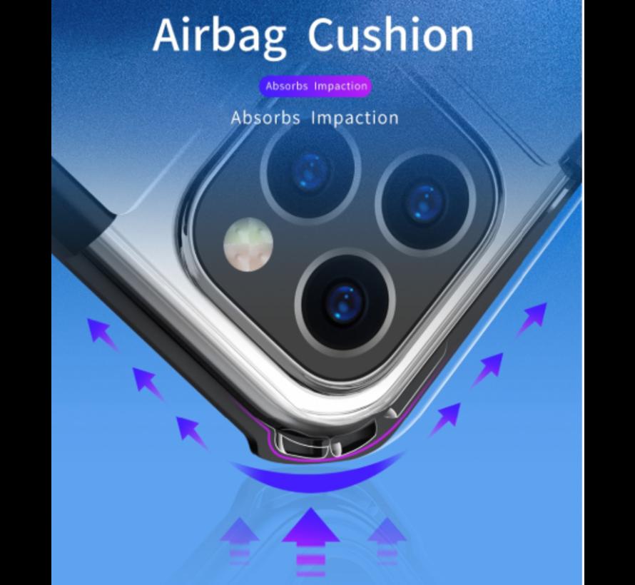 ShieldCase Shock case met gekleurde bumpers iPhone 11 Pro (zwart)