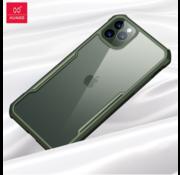 ShieldCase® Shock case met gekleurde bumpers iPhone 11 Pro (groen)