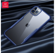 ShieldCase Shock case met gekleurde bumpers iPhone 11 Pro (blauw)