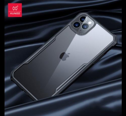 ShieldCase ShieldCase Shock case met gekleurde bumpers iPhone 11 Pro (zwart)