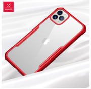 ShieldCase Shock case met gekleurde bumpers iPhone 11 (rood)