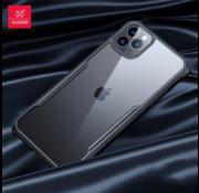 ShieldCase® Shock case met gekleurde bumpers iPhone 11 (zwart)