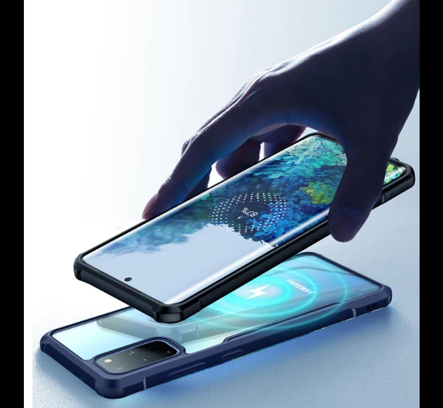 ShieldCase Samsung Galaxy S20 Ultra Bumper case (blauw)