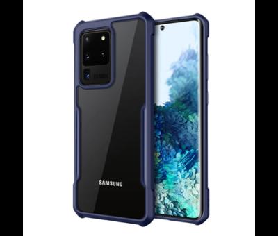 ShieldCase ShieldCase Samsung Galaxy S20 Ultra Bumper case (blauw)