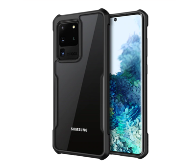 ShieldCase® ShieldCase Samsung Galaxy S20 Ultra Bumper case (zwart)