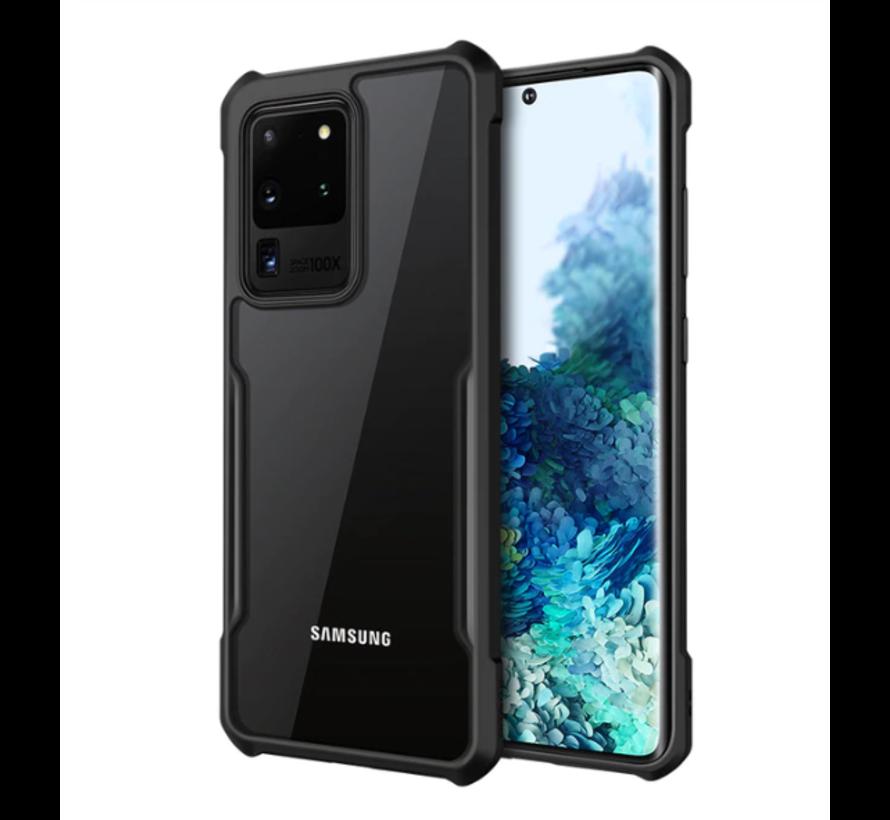 ShieldCase Samsung Galaxy S20 Ultra Bumper case (zwart)