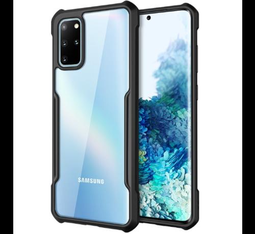 ShieldCase® ShieldCase Samsung Galaxy A71 Bumper case (zwart)