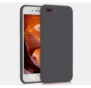 ShieldCase® Siliconen hoesje met camera bescherming iPhone 7 Plus / 8 Plus (zwart)