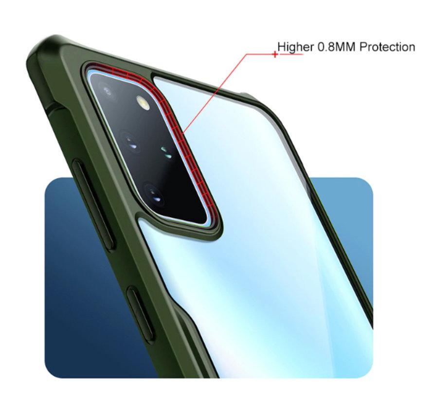 ShieldCase Samsung Galaxy S20 Ultra Bumper case (groen)