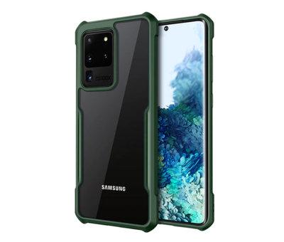 ShieldCase ShieldCase Samsung Galaxy S20 Ultra Bumper case (groen)