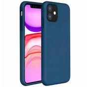 ShieldCase Silicone case iPhone 11 Pro (blauw)
