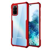 ShieldCase® Samsung Galaxy A71 Bumper case (rood)