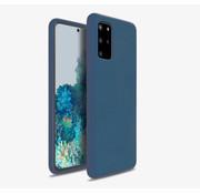 ShieldCase® Silicone case Samsung Galaxy S20 Plus (blauw)