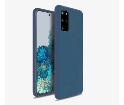 ShieldCase Shieldcase Silicone case Samsung Galaxy S20 Plus (blauw)
