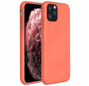 ShieldCase® Silicone case iPhone 11 Pro Max (oranje)