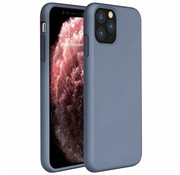 ShieldCase® Silicone case iPhone 11 Pro Max (lavendel grijs)