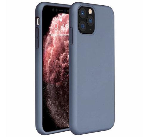 ShieldCase® ShieldCase Silicone case iPhone 11 Pro Max (lavendel grijs)