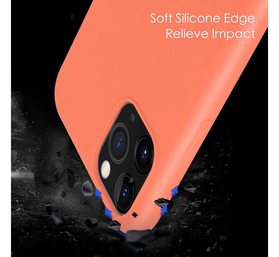 ShieldCase Silicone case iPhone 11 Pro (oranje)