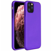 ShieldCase® Silicone case iPhone 11 Pro (donkerpaars)