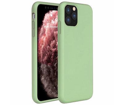 ShieldCase ShieldCase Silicone case iPhone 11 Pro (lichtgroen)