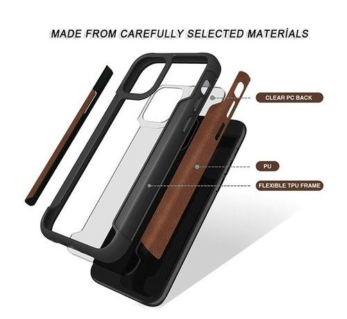 ShieldCase® ShieldCase Shock case Samsung  Galaxy A51 (leer)