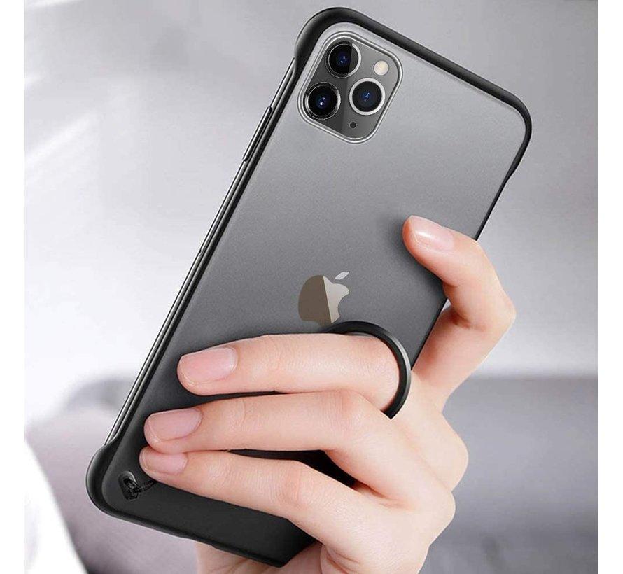 ShieldCase iPhone 11 Pro slim case met bumpers (zwart)