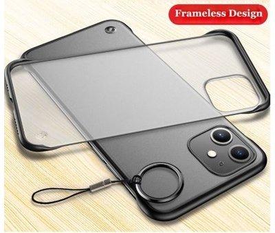 ShieldCase ShieldCase iPhone 11 slim case met bumpers (zwart)