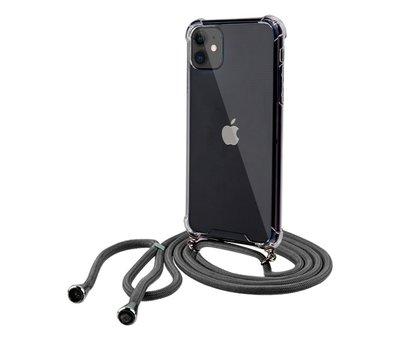 ShieldCase® ShieldCase Shock hoesje met zwart koord iPhone 11