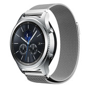 Samsung Gear S3 Milanese band (zilver)