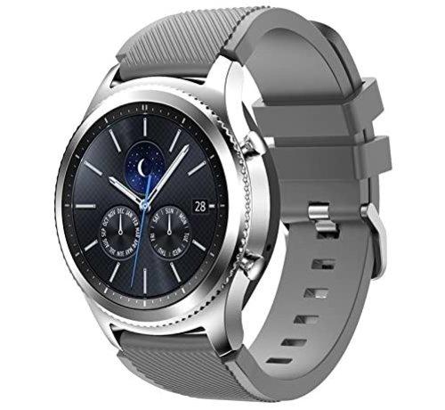 Samsung Gear S3 siliconen bandje (grijs)