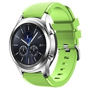 Samsung Gear S3 siliconen bandje (groen)