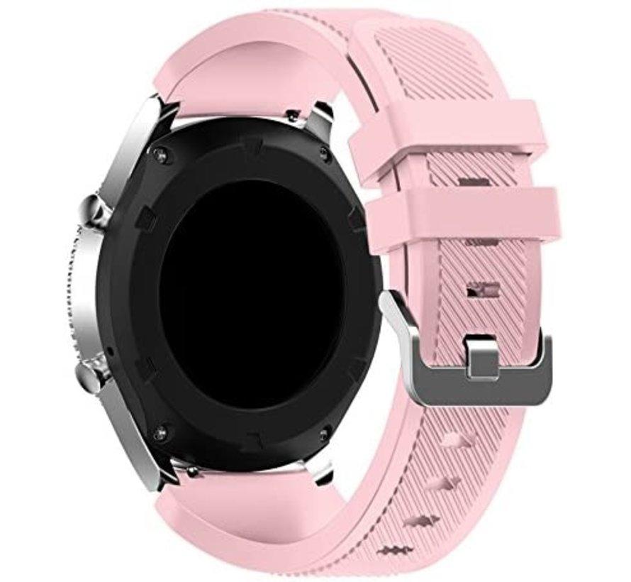 Samsung Gear S3 siliconen bandje (roze)