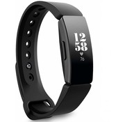 Fitbit Inspire silicone band (zwart)
