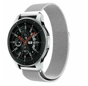 Samsung Galaxy Watch Milanese band (zilver)