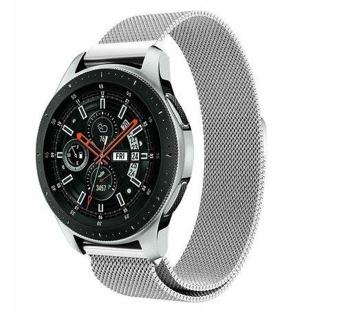 Samsung Galaxy Watch Milanese band (zilver)