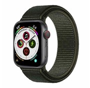 Apple Watch nylon band (groen)