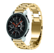 Samsung Galaxy Watch stalen band (goud)
